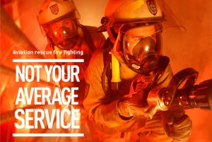 Airservices is looking for experienced fire fighters now