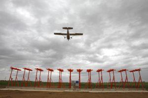 ILS localiser array - Wagga Wagga Airport
