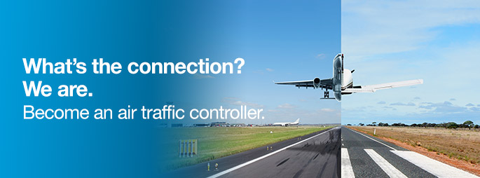 Now recruiting air traffic controllers