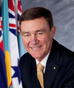 Photo of Air Chief Marshal Angus Houston, AC, AFC (Ret'd)