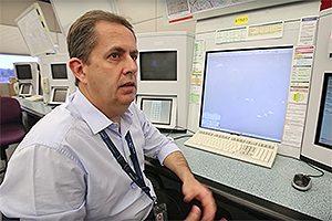 Geoff Ross - Air Traffic Controller
