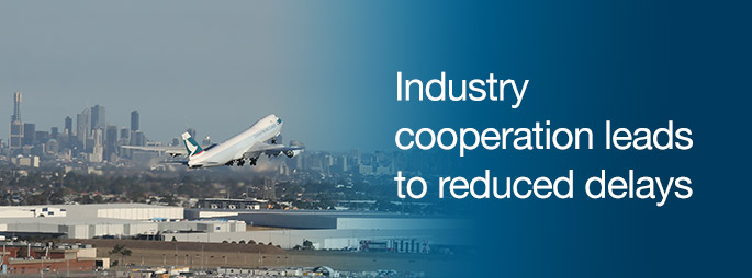 Industry cooperation