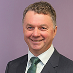 Airservices Executive General Manager, Air Navigation Services, Stephen Angus.