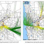 Jet Departures: December 2007 v December 2008