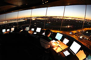 Trainee air traffic controllers   Airservices