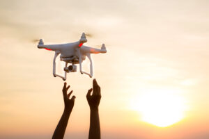 Drones are evolving the aviation ecosystem